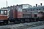 "SACM 10041 - DB ""245 004-7"" 08.10.1980 - Bremen, AusbesserungswerkNorbert Lippek"