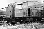 """SACM 10042 - DB """"245 005-4"""" 21.08.1975 - Bremen, DB-AusbesserungswerkHarald S."""