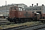 "SACM 10043 - DB ""245 006-2"" 11.06.1980 - Bremen, AusbesserungswerkNorbert Lippek"