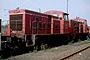 """SACM 10043 - DB """"245 006-2"""" 12.08.1981 - Bremen, AusbesserungswerkArchiv Beller"""
