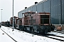 "SACM 10043 - DB ""245 006-2"" 10.12.1980 - Bremen, AusbesserungswerkNorbert Lippek"