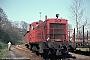 """SACM 10043 - DB """"V 45 006"""" 17.04.1967 - Schwerte, AusbesserungswerkUlrich Budde"""