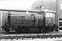 "SACM 10043 - DB ""245 006-2"" 06.12.1978 - Darmstadt, DB-Bahnbetriebswerk HauptbahnhofHarald S."