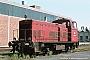 """SACM 10044 - DB """"245 007-0"""" 14.08.1973 - Bremen, AusbesserungswerkUlrich Budde"""