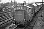 "SACM 10046 - DB ""245 009-6"" 12.05.1972 - Krefeld-LinnMartin Welzel"