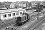 """SACM 10047 - DB """"245 010-7"""" 28.05.1979 - Paderborn, AusbesserungswerkMichael Hafenrichter"""
