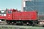 """SACM 10047 - DB """"245 010-7"""" 14.08.1972 - Bremen, AusbesserungswerkUlrich Budde"""