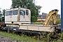 """Schöma 4264 - DB Bahnbau """"54 0004-9"""" 16.08.2006 - Hanau, GleisbauhofMathias Bootz"""