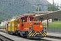 """Schöma 5668 - RhB """"113"""" 17.06.2014 - Pontresina, BahnhofWerner Schwan"""