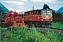 """SGP 18128 - ÖBB """"2095 003-6"""" __.__.1992 - Zell am See, BahnhofErnst Lauer"""
