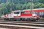 """SGP 80839 - ÖBB """"1163 006-8"""" 06.08.1999 - Schwarzach-St. Veit, BahnhofKlaus Hentschel"""