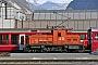"SLM 2309 - RhB ""212"" 22.10.2004 - Landquart, BahnhofGunther Lange"
