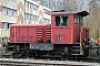 "SLM 5082 - SBB ""9675"" 21.02.2008 - Biel, Industriewerk SBBTheo Stolz"