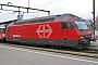 "SLM 5403 - SBB ""460 000-3"" 06.12.2003 - ThunTheo Stolz"