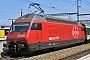 "SLM 5404 - SBB ""460 001-1"" 14.05.2004 - Yverdon-les-BainsTheo Stolz"