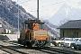 """Stadler 151 - BLS """"91"""" 17.03.1990 - Hohtenn, BahnhofIngmar Weidig"""