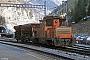 """Stadler 153 - BLS """"93"""" 15.03.1991 - Goppenstein, BahnhofIngmar Weidig"""