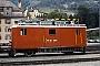 "? ? - RhB ""9914"" 17.07.1973 - Samedan, DepotHelmut Philipp"