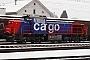 "Vossloh 1001389 - SBB Cargo ""Am 843 052-2"" 10.01.2009 - ZofingenTheo Stolz"