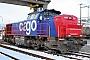 "Vossloh 1001397 - SBB Cargo ""Am 843 057-1"" 14.12.2008 - LenzburgTheo Stolz"