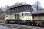 """Vossloh 1001455 - WLE """"21"""" 15.01.2008 - Warstein, BahnhofPeter Gerber"""
