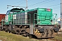 """Vossloh 5001480 - SNCF """"461021"""" 26.12.2008 - Caffiers-GuinesTheo Stolz"""