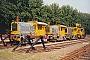 """Werkspoor 709 - NS """"256"""" 06.06.1997 - GeldermalsenWim van de Griendt"""