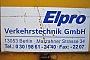 "ZAGRO 3003 - ELPRO ""97 59 01 549 60-3"" 16.10.2006 - Bruchsal, RasthofPeter Flaskamp-Schuffenhauer"