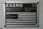 """ZAGRO 4559 - besa """"12"""" 05.10.2019 - AadorfGeorg Balmer"""
